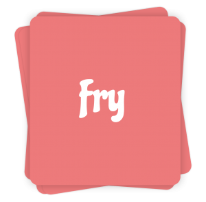 Fry Sight Words Flash Cards